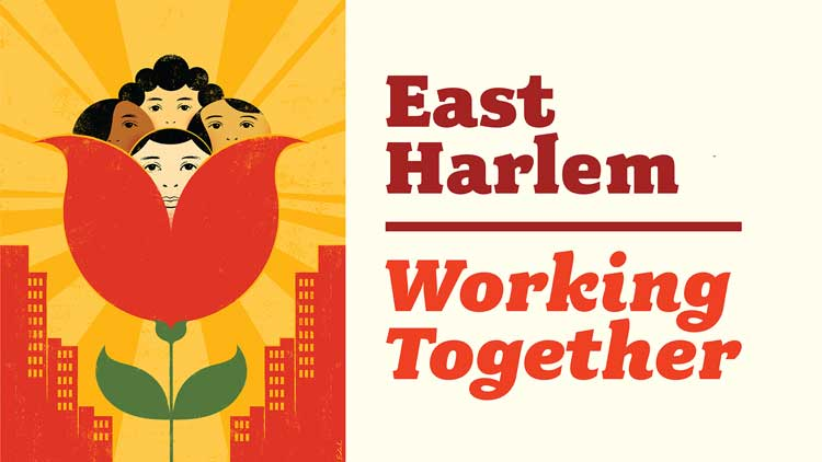 working together east-harlem video