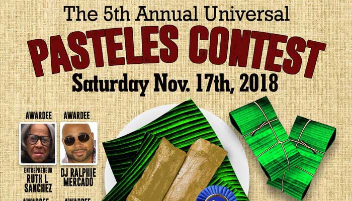 buy local pasteles contest