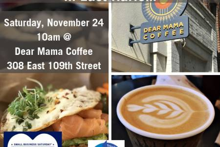 Small Business Saturday East Harlem 2018