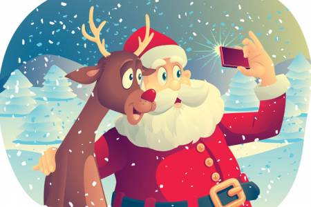 Jumping Santa 2019