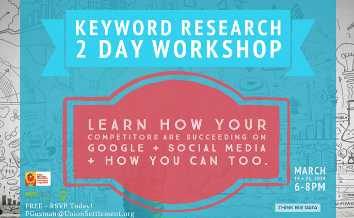 Keyword Research Workshop March 2019