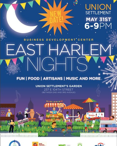 east harlem nights 2019 flyer