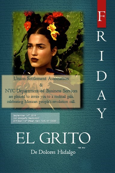 el grito 2018 working together east harlem