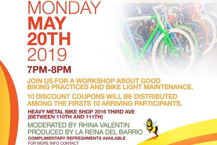 meet me merchant mondays Heavy Metal Bike Shop 2019