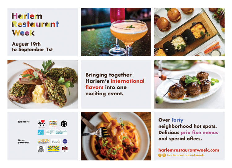 harlem restaurant week 2019 details