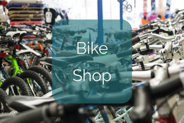 buy local bike shop