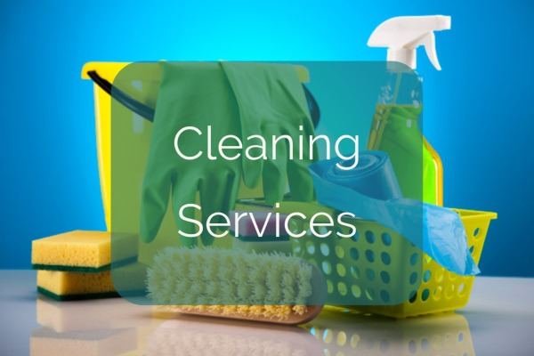 buy local cleaning services