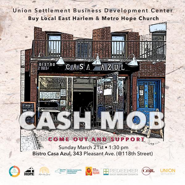 Cash mob March 2021