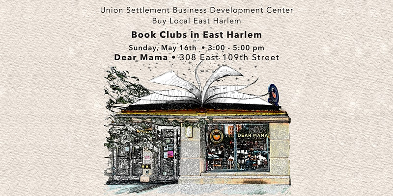 Book Clubs in East Harlem!